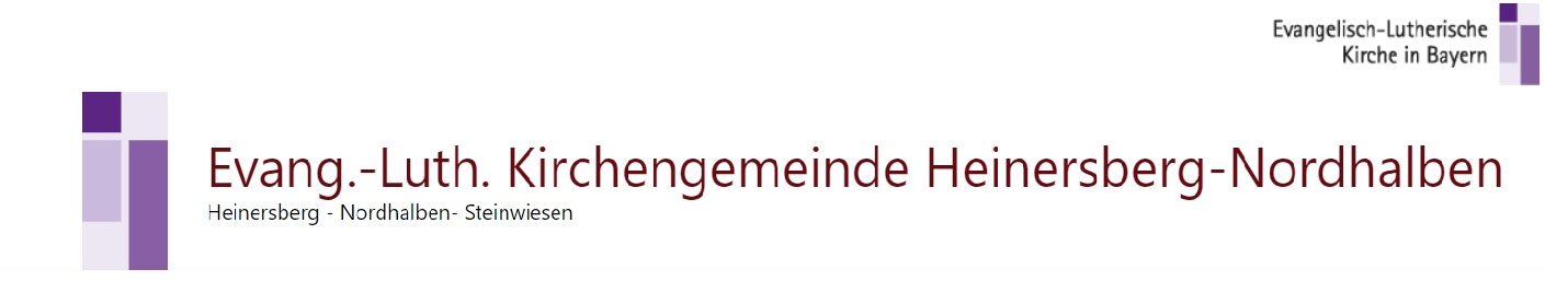 Kirchengemeinde Heinersberg-Nordhalben-Steinwiesen